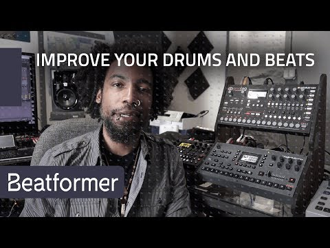 Thavius Beck: A Quick Way to Improve Your Drums and Beats Using Beatformer