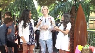 "Total Access Live from the ""Teen Beach 2"" Premiere 