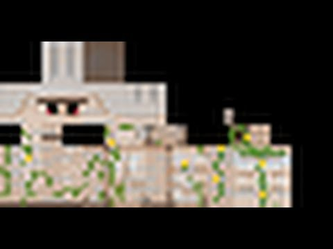 Minecraft Skin Display Case The Iron Golem Skin YouTube - Skins para minecraft pe golem