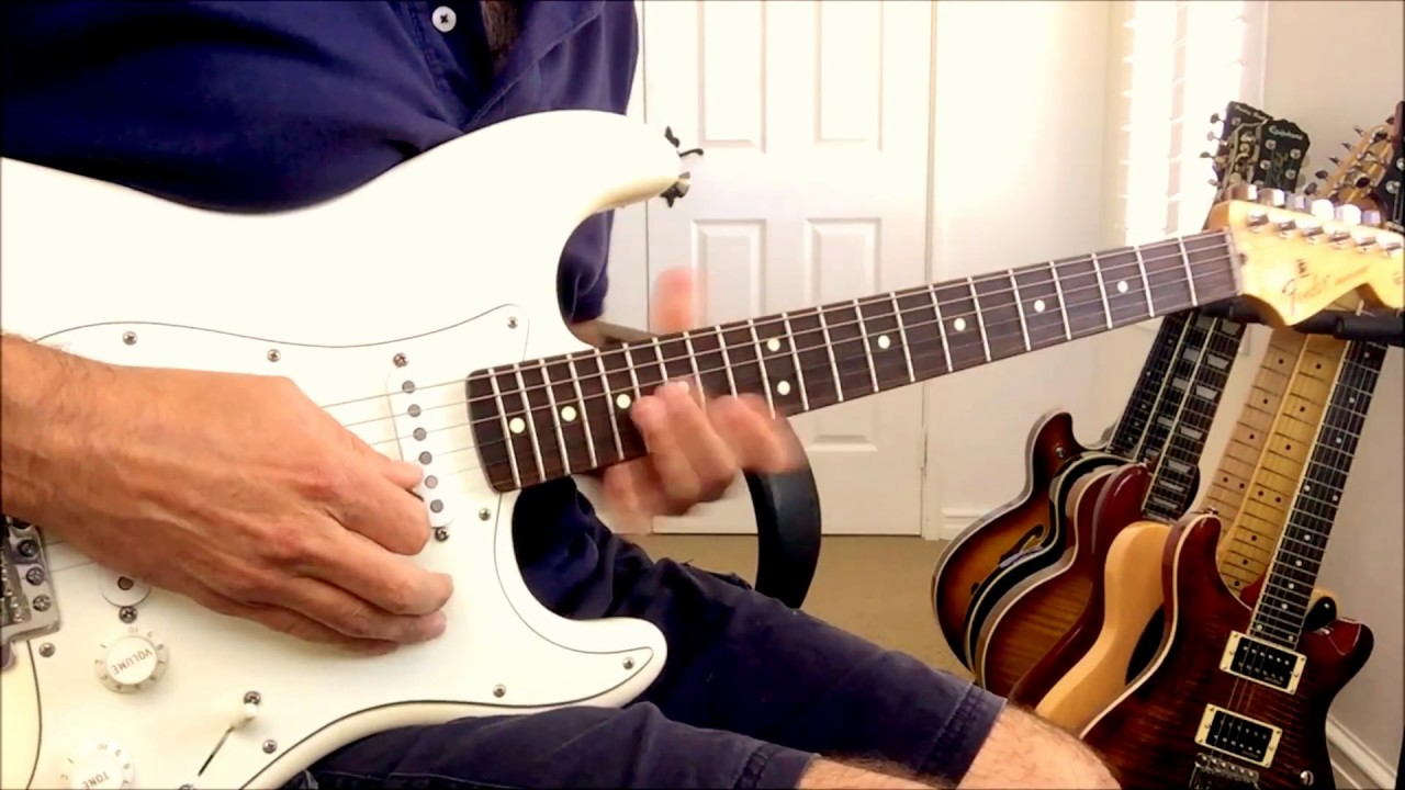 Fender Stratocaster Standard Mim Tex Mex Pickups Youtube Wiring