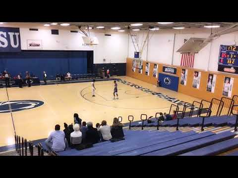 12/20/19 Mens Basketball Villa Maria V.S. Community College of Beaver County