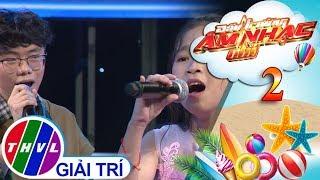 THVL | Đấu trường âm nhạc nhí - Tập 2[3]: Mẹ tôi - Ngọc Nhi, Minh Nhật