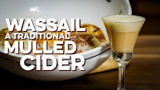 Wassail Traditional Mulled Cider | How to Drink
