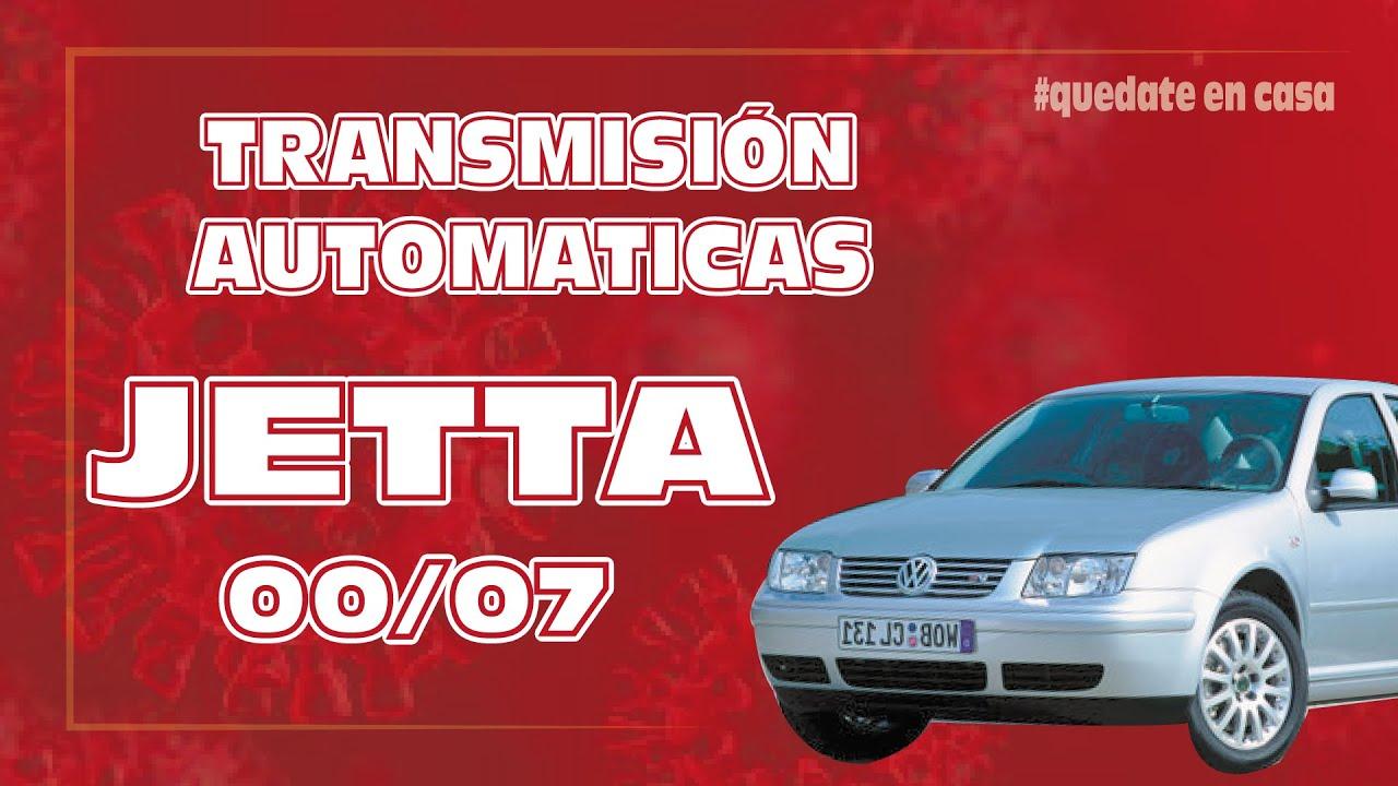 TRANSMISION AUTOMATICA JETTA 04