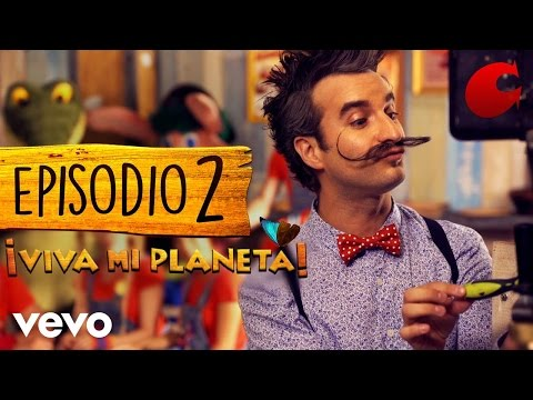 CantaJuego - Dejarse Ayudar Siempre Es Mejorar (Episodio 2 Oficial de ¡Viva Mi Planeta!)
