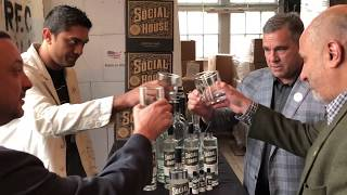 Social House Vodka signs agreement with Southern Glazer's Wine & Spirits