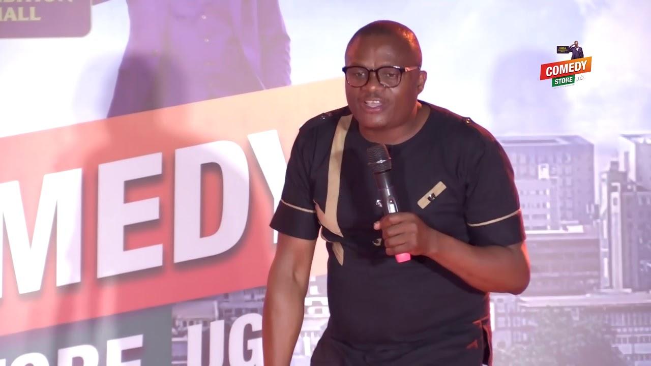 Alex Muhangi Comedy Store Feb 2019 - #McKapale