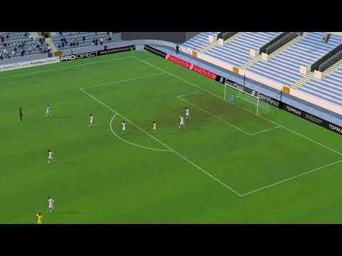 Stellenbosch FC 2-1 Santos F.C. - Match Highlights