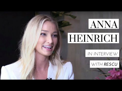The One Piece Of Advice Anna Heinrich Swears By