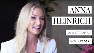 Anna Heinrich Swears By This One Piece Of Advice