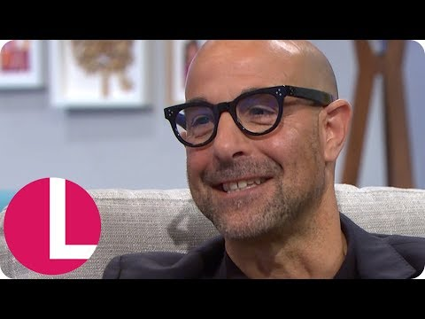Stanley Tucci Forgets He's Worked With Emma Thompson | Lorraine