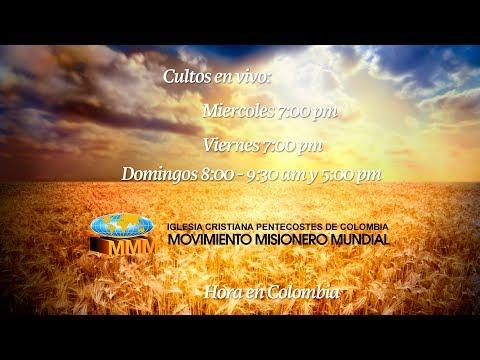 Cultos en vivo Iglesia MMM La Concordia