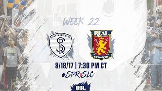 Swope Park Rangers vs Real Monarchs SLC full match