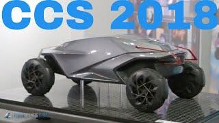 CCS Transportation Design 2018 Degree Show