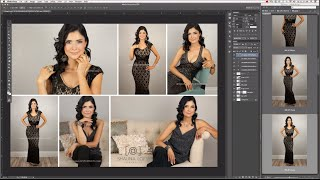 Making a Photo Collage with Photoshop