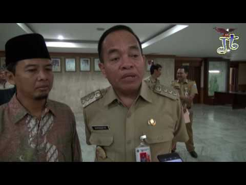 Walikota Jaktim Terima Tim Bedug Juara 1 Festival Lomba Bedug Provinsi DKI Jakarta