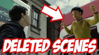 Justice League LEAKED Deleted Scenes and End Credit Scene Breakdown!