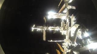 One-Year Crew Docking to the International Space Station