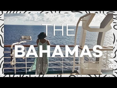 MY TRIP TO THE BAHAMAS | TRAVEL VLOG