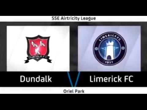 HIGHLIGHTS: Dundalk 1-0 Limerick