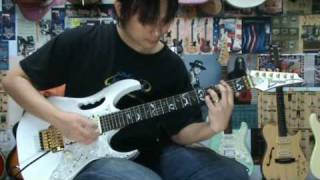 Download Ibanez Jem7vwh Steve Vai Guitar Clean Sound MP3 song and Music Video