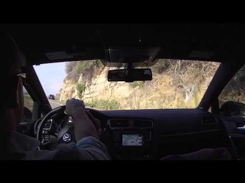 VWVortex SoCal Canyon Cruise: MK7 Golf R x14