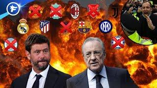 Le fiasco retentissant de la Super League régale l'Europe | Revue de presse