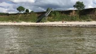 Strand und Steilküsten bei Laboe