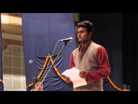 Tooryanaad 2014 Parmanand Ahirwar IIT Bombay
