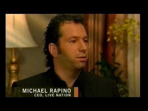 Live Nation CEO Michael Rapino interview pt. 1