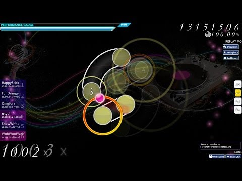 osu! - rrtyui Big Black [SS 100%]
