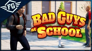 LIDL BULLY - Bad Guys At School