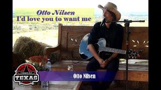 I'd love you to want me - Lobo (Otto Nilsen - Conexão Texas - Re-editado)
