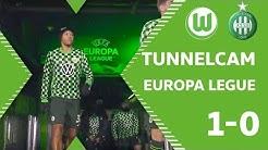 Tunnelcam | VfL Wolfsburg - AS St. Etienne | Europa League