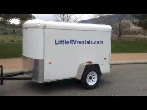 Little Rv Rentals Trailer Rental Kamloops Utility Uhaul Trailer Rentals