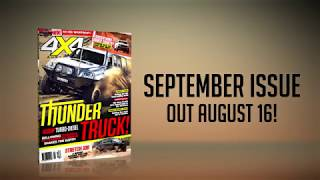 September 2018 issue preview | 4X4 Australia
