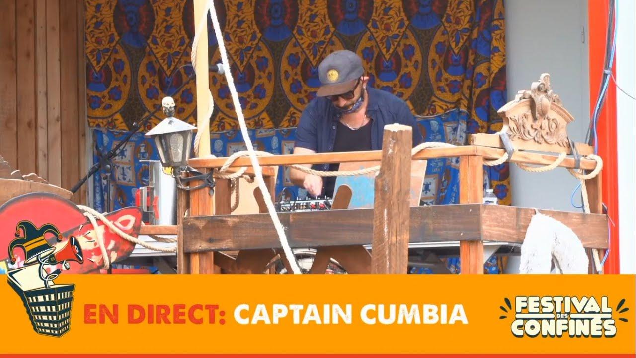 Captain Cumbia Radio Show @ Festival des Confinés 2020 (interludes)