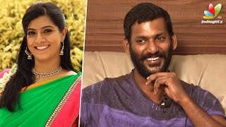 Vishal Interview : Varalakshmi will be the most talked about heroine of 2016 | Kathakali