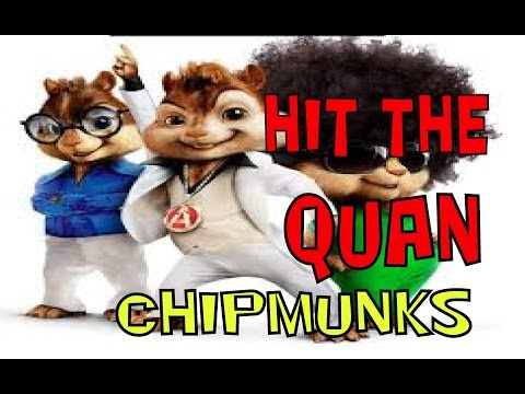 Hit the Quan Chipmunked version