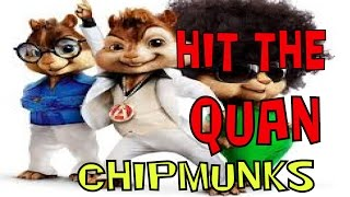 Hit the Quan Chipmunked version