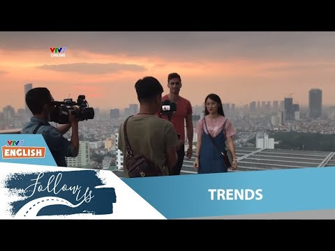 VTV7 | Follow Us | Trends | Behind The Scenes With Khánh Vy & Dustin