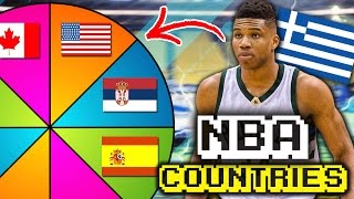Video SPIN THE WHEEL OF NBA COUNTRIES!! NBA 2K17 MyTEAM Squad Builder Challenge download MP3, 3GP, MP4, WEBM, AVI, FLV April 2017