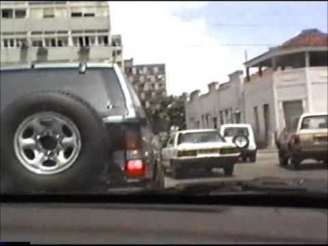 Driving Luanda 1992 - Angola