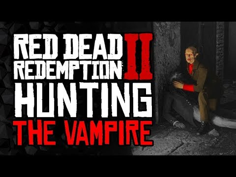 Red Dead Redemption 2: Vampire location guide - Where to find the