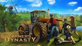FARMER'S DYNASTY - PRIMER CONTACTO | GAMEPLAY ESPAÑOL