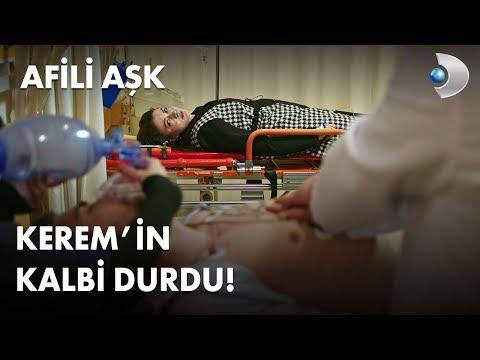 Kerem'in Kalbi Durdu! - Afili Aşk 34. Bölüm