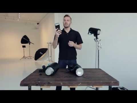 Erik Valind demonstrates the broncolor Siros - Overview