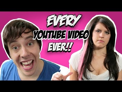 EVERY YOUTUBE VIDEO EVER