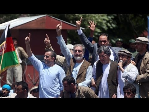 Afghan Runoff Election Marred by Fraud Allegations