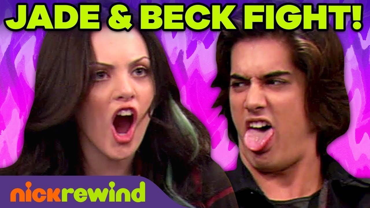 Download Every Jade and Beck Fight Ever! 🤬✂️ | Victorious